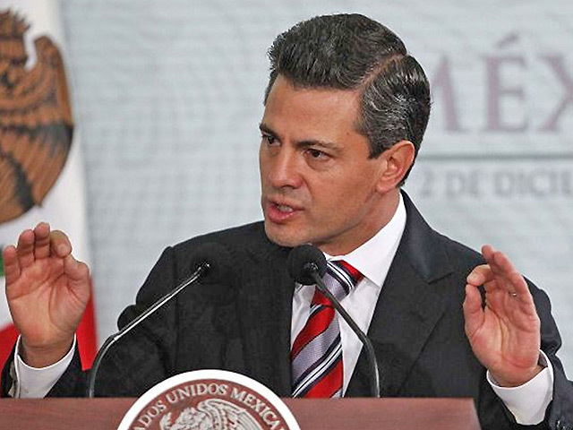 President Enrique Peña Nieto of Mexico