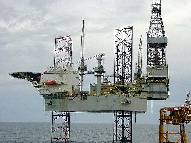 JU 2000E class jack-up drilling rig