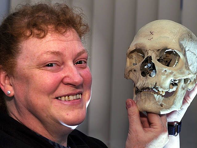 Professor Sue Black will present An Evening of Discovery at this year's opening event at Aberdeen Art Gallery