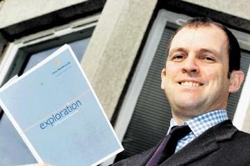 Faroe boss Graham Stewart