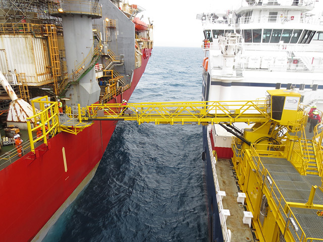 Offshore Solutions has signed a deal with Maersk Oil to provide marine access support to Global Producer III.
