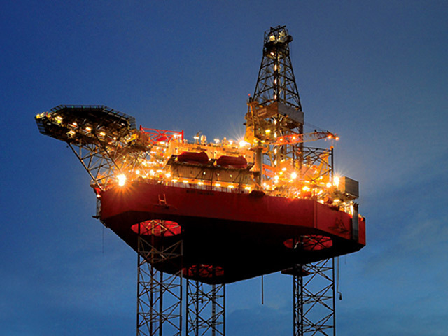 Seadrill's West Calisto rig