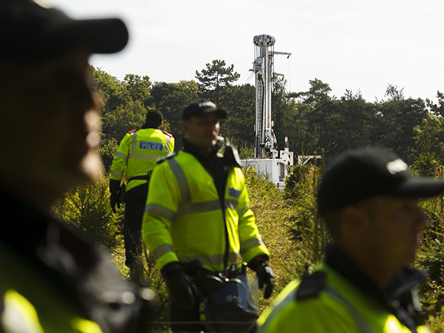Fracking campaigners guilty of contempt of court - News for the Oil