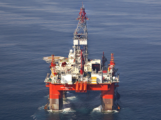 The West Hercules rig