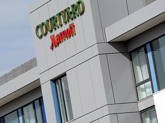 The Courtyard by Marriott at Aberdeen International Airport
