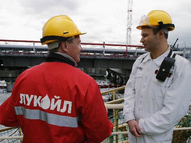 Lukoil news