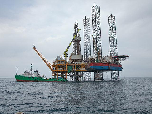 Dragon Oil's Dzheitune (Lam) platform in Turkmenistan
