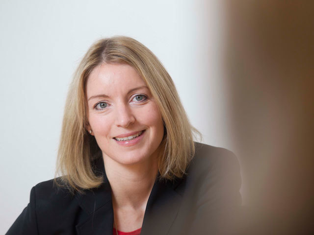 Clare Munro, head of oil & gas at Brodies LLP