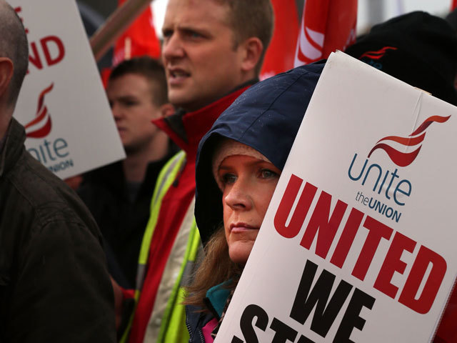 Unite calls for emergency summit