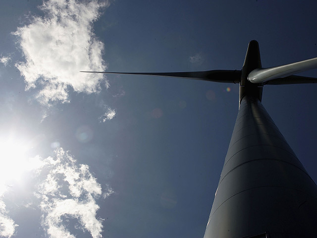 JP Morgan hope to offset their sizable energy consumption.