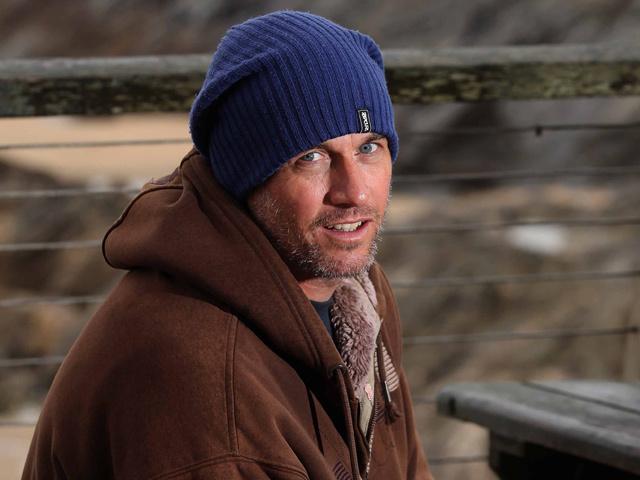 Super Puma crash survivor James Nugent