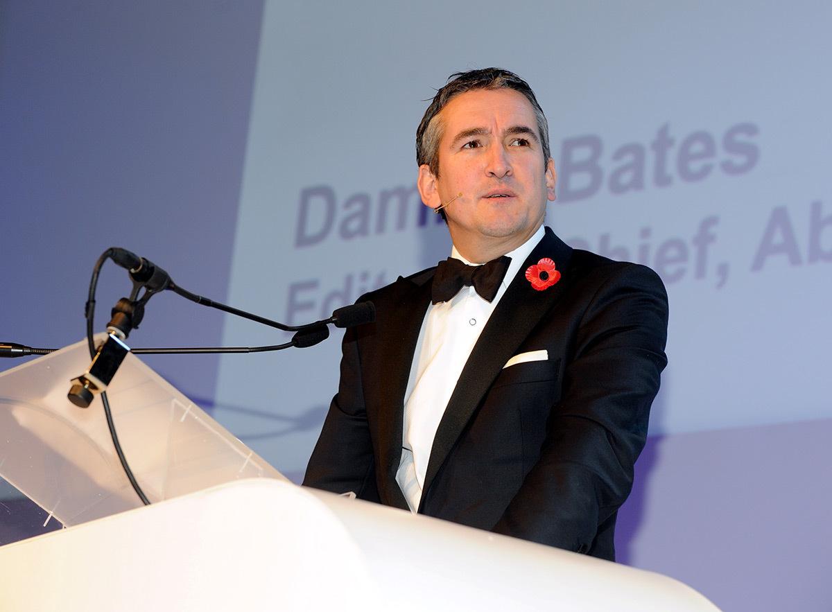 Damian Bates