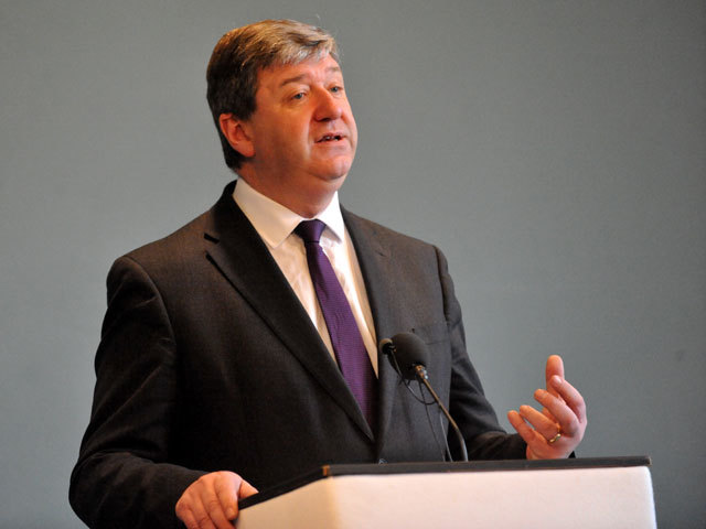 Alistair Carmichael is the MP for Orkney and Shetland.