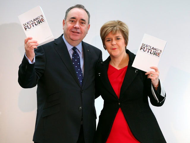 "Scottish Independence would have seen a ""fiscal gap"" of £2,000 per person"