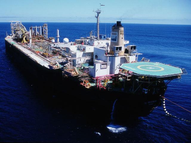 Petrobras Marlim oil field