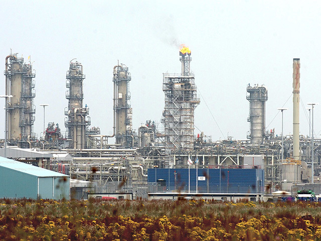 The St Fergus gas terminal is among NSMP's operated assets