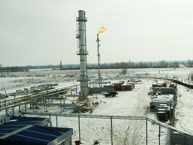 JKX Oil and Gas, Ukraine
