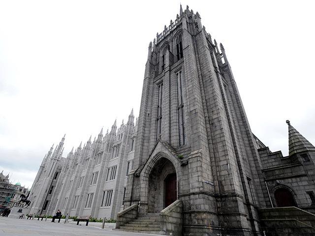 Greyfriars Church in Aberdeen