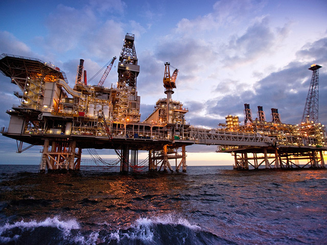 The Shah Deniz field