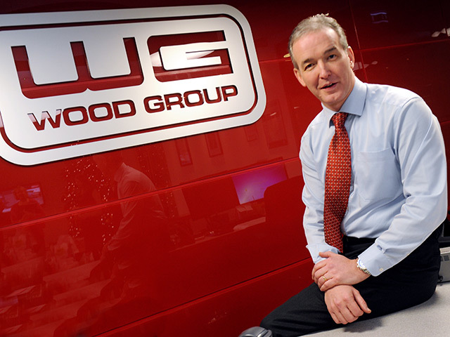 Robin Watson CEO of Wood Group