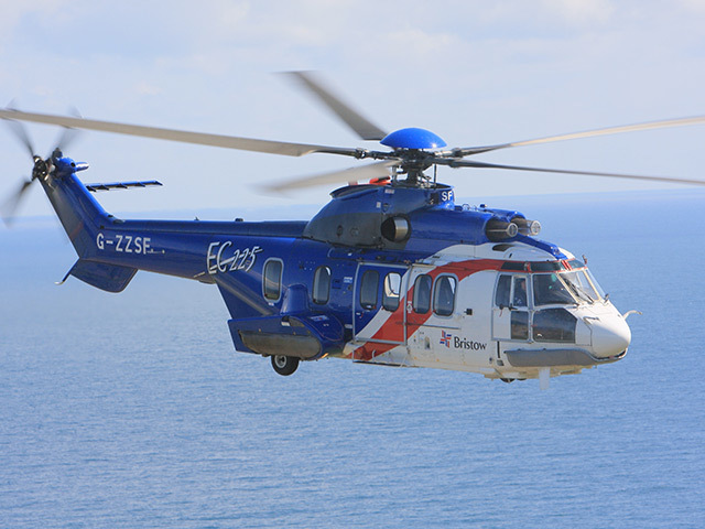 There have been a number of fatal crashes involving the EC225 in recent years