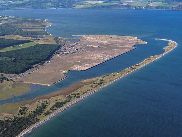 Port of Ardersier