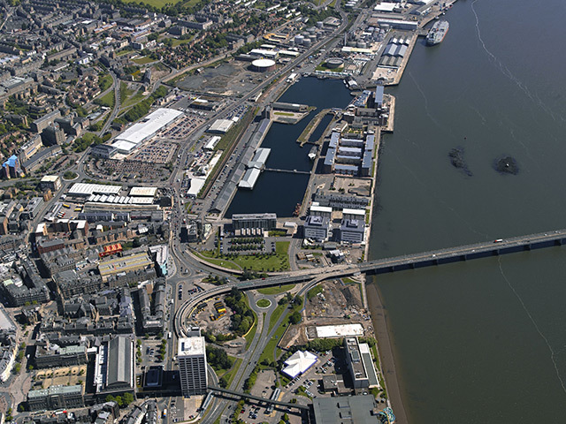 Dundee Port
