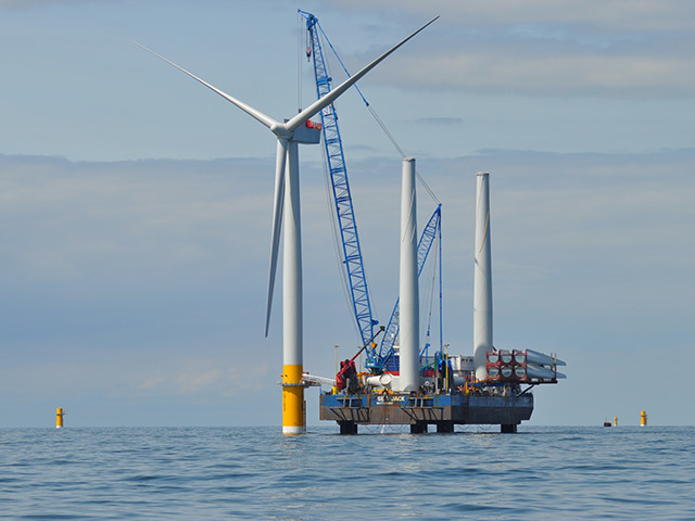 Eni partnership could see Mainstream Renewable Power return to Scottish waters