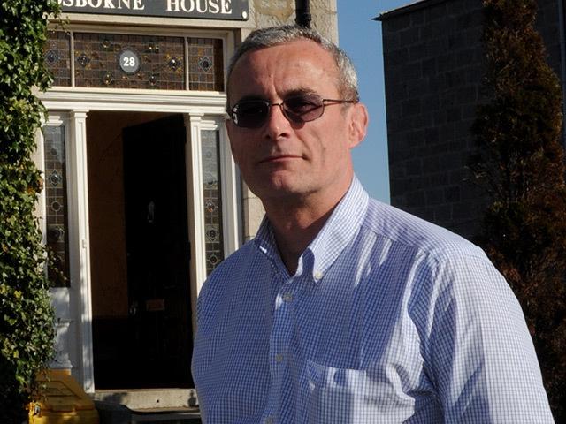 Optimus director Alan Smith