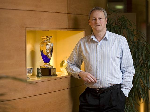 James Edens, CNR International managing director