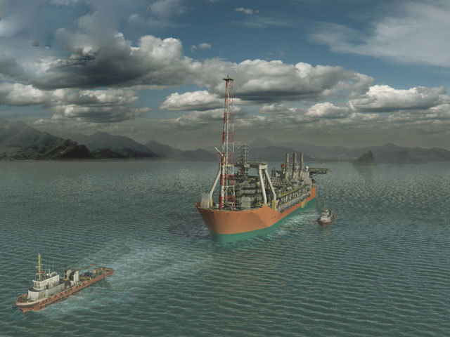 Replacement of the Schiehallion FPSO is part of the Quad 2014 project