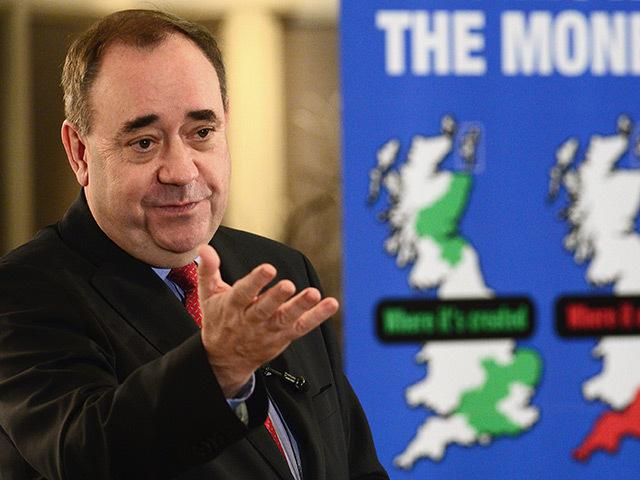 MP Alex Salmond