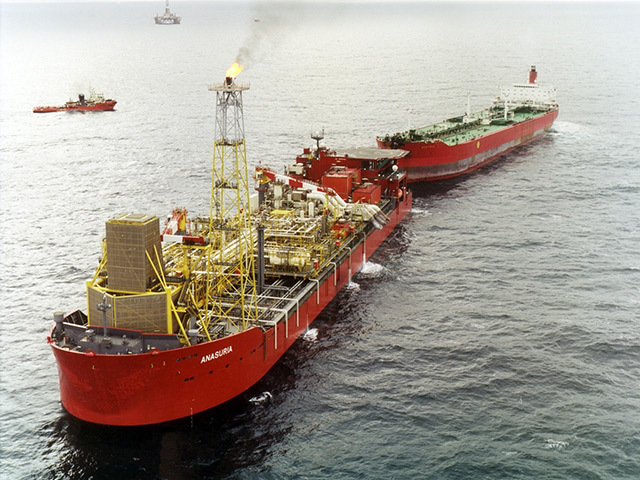 The Anasuria FPSO