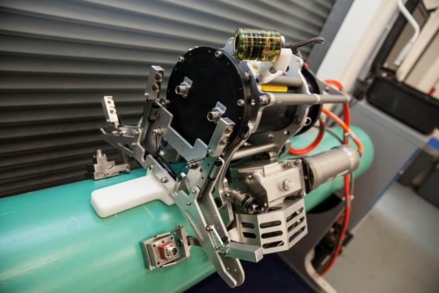 Sonomatic's EMAT scanner