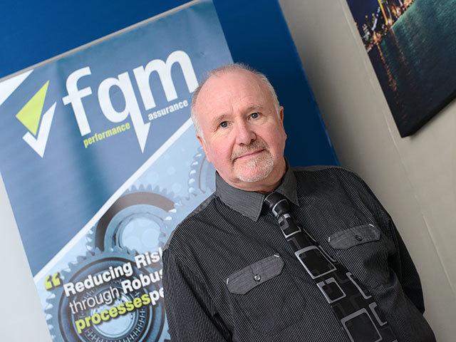 Bill Murdoch, senior consultant at FQM