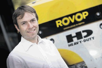 Stephen Gray of Rovop