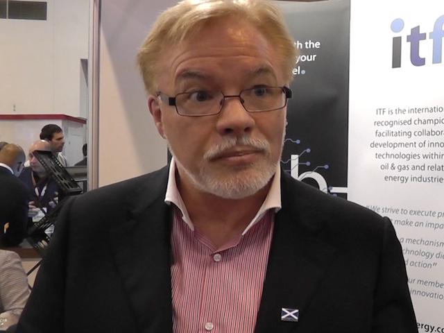 Paddy O'Brien, ITF chief executive