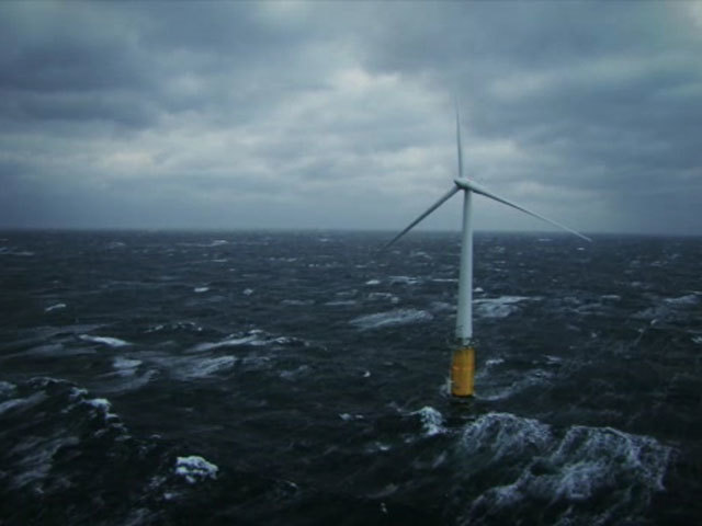 Statoil aims for huge turbines 13 nautical miles from Peterhead