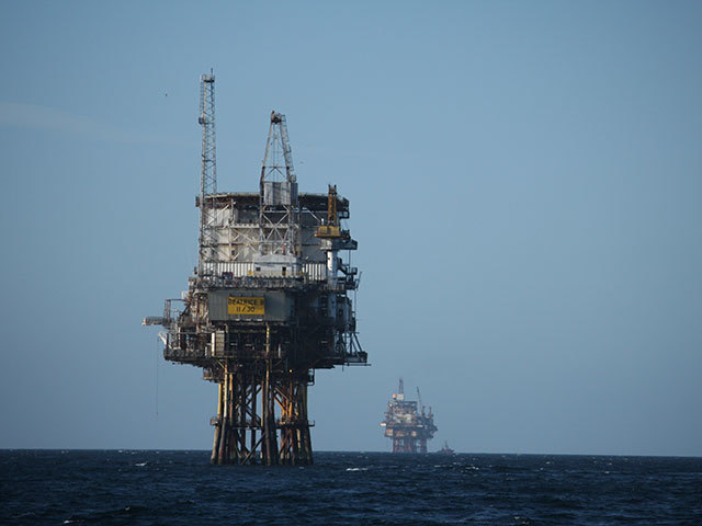 Beatrice Bravo - one of Ithaca's North Sea assets. Photo by Ithaca Energy