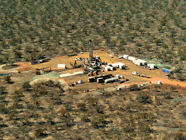 Falcon Oil and Gas