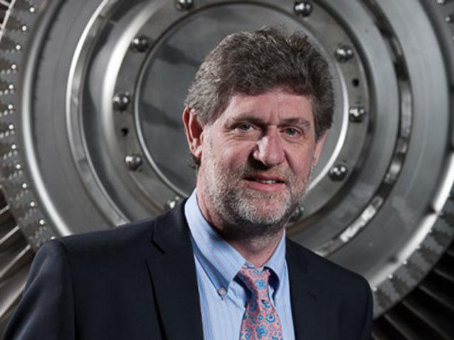 Neil McKenzie, Alba Power's new general manager