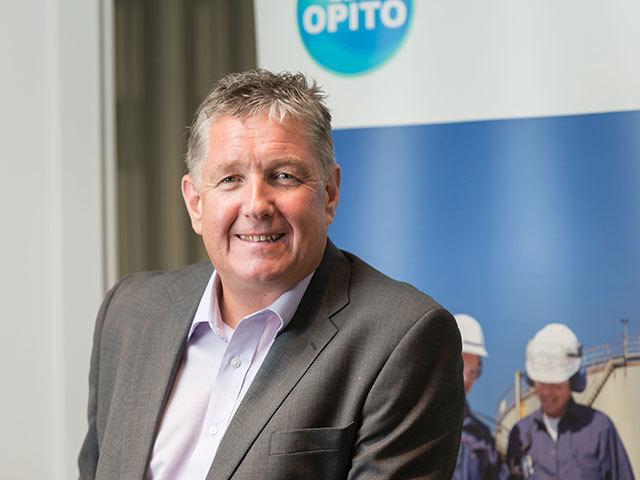 David Doig, Opito group chief executive