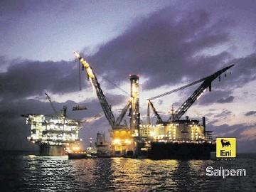 Saipem's giant crane barge S7000