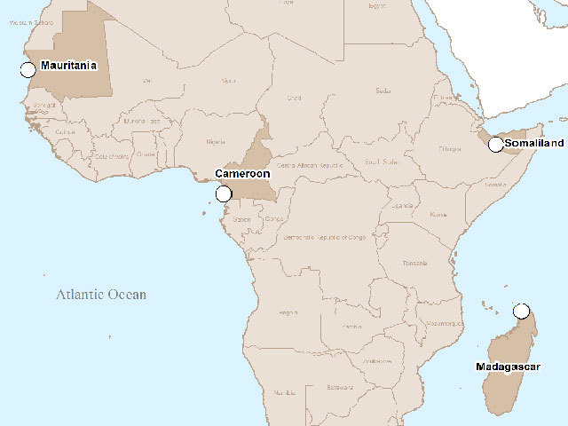 Sterling Energy's African operations