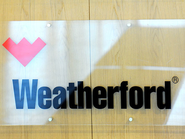 Weatherford said it has secured further backing after announcing last week that it was heading for Chapter 11 bankruptcy