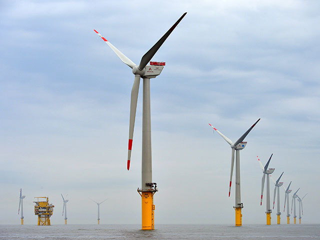 GIP have aquired 50% of DONG's Borkum Riffgrund 2 Offshore Wind Farm project.