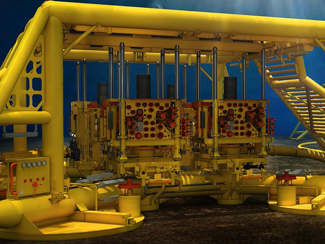 FMC is a world leader in subsea systems