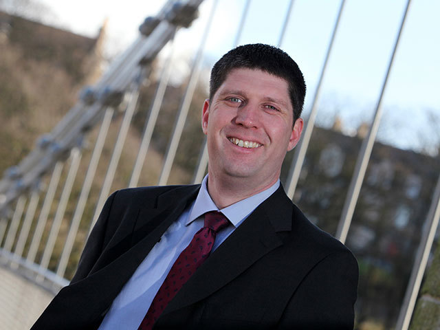 Scott Constantine, Zeta-pdm's business development manager