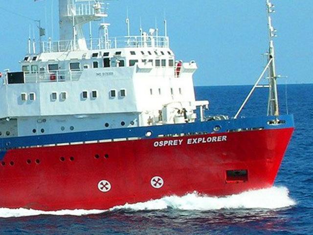 SeaBird's Osprey Explorer