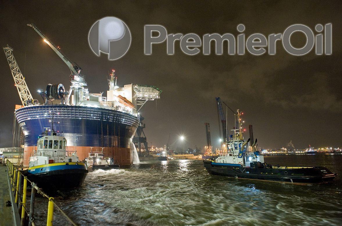 Premier Oil news